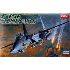 "F-15E Strike Eagle ""IRAQI FREEDOM"" 1/48"