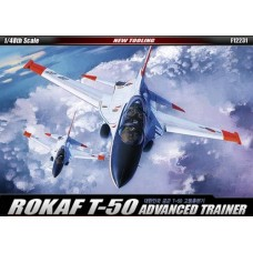 ROKAF T-50 ADVANCED TRAINER 1/48