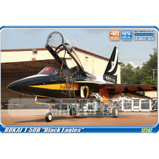 "ROKAF T-50B ""BLACK EAGLES "" 1/48"