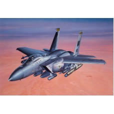 F-15E STRIKE EAGLE W/WEAPONS 1/48