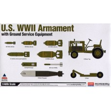 US WWII ARMAMENT SET 1/48