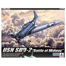"USN SBD-2 ""MIDWAY"" 1/48"