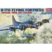 BOEING B-17G NOSE ART 1/72