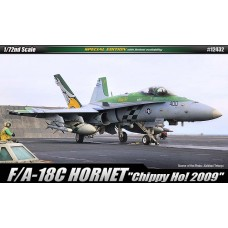 "F/A-18C HORNET ""CHIPPY HO"" 1/72"