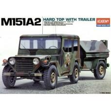M-151A2 HARD TOP 1/35
