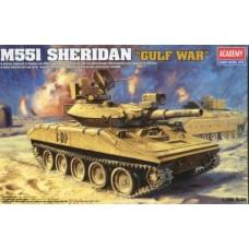 M551 GULF WAR 1/35