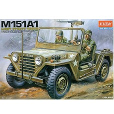 M-151 A1 UTILITY TRUCK 1/35
