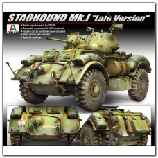"STAGHOUND MK. I ""LATE VERSION"" 1/35"