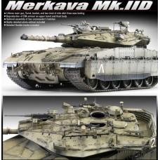 MERKAVA MK. II D 1/35