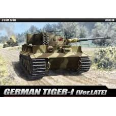 "TIGER I ""LATE VERSION"" 1/35"