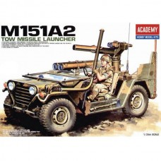 M151A2 TOW MISSILE LOUNC. 1/35