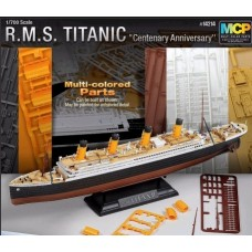 RMS TITANIC CENTENARY ANNIVERSARY 1/700