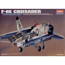 F-8E CRUSADER 1/72