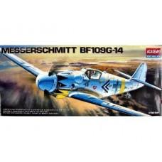 MESSERSCHMITT BF-109G14 1/72