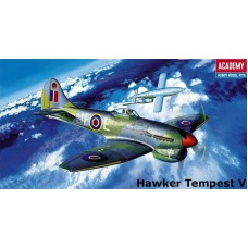 HAWKER TEMPEST V 1/72