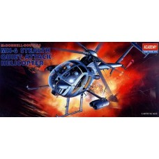 MH-6 STEALTH HELICOPTER 1/48