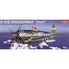 P-47D THUNDERBOLT EILEEN 1/72