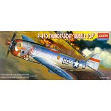 P-47D Thunderbolt 1/72