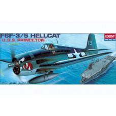 "F6F-3/5 HELLCAT ""PRICETON"" 1/72"