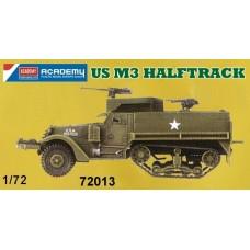 US M3 HALFTRACK 1/72