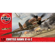 Curtiss P-40B 1/72