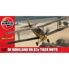 DH TIGER MOTH MILITARY 1/72