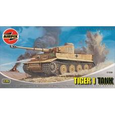 Tiger Tank 1/76