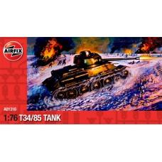 T34 Tank 1/76