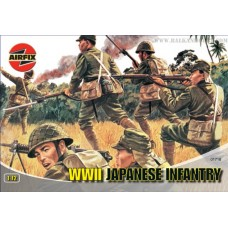 WWII Japanese Infantry 1/72
