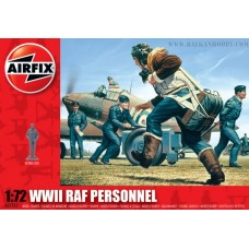WWII RAF Personnel 1/72
