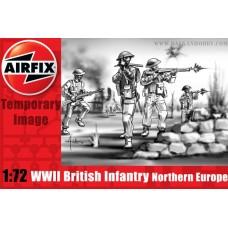 WWII British inf.N.Europe 1/72