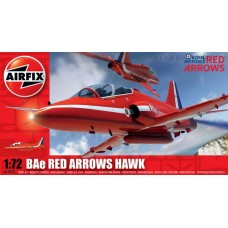 RED AROWS HAWK 1/72