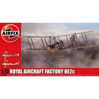 1:72 Royal Aircraft Facility BE2C