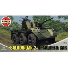 Saladin Mk11 Armoured Car