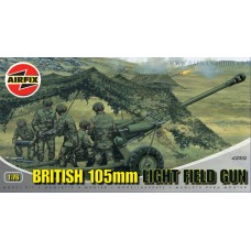 British M119 105mm. Gun