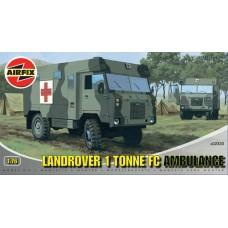 Landrover 1 tonne ambulance