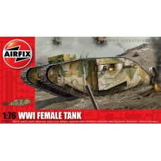 WWI Female tank