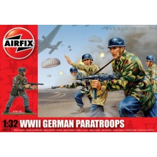 WWII German Paratroops 1/32