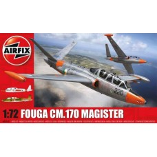 FOUGA MAGISTER 1/72