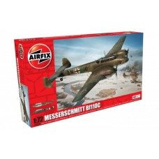Messerschmitt Bf110  1/72