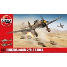 1:72 Junkers Ju87B-2/R-2 Stuka