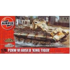 PZKW VI AUSF.B KING TIGER 1/76