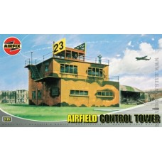 Airfield control tower 1/76