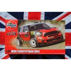BMW MINI COUNTYMAN WRC 1/32