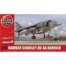 Hawker - Siddley AV-8A Harrier
