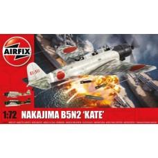 1:72 Nakajima B5N2 Kate
