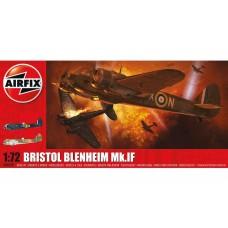 BRISTOL BLENHEIM Mk1 F 1/72