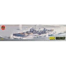 HMS Belfast 1/600