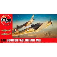 Boulton Paul Defiant 1/48