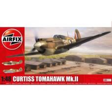 Curtiss P-40B Tomahawk Mk.II 1/48